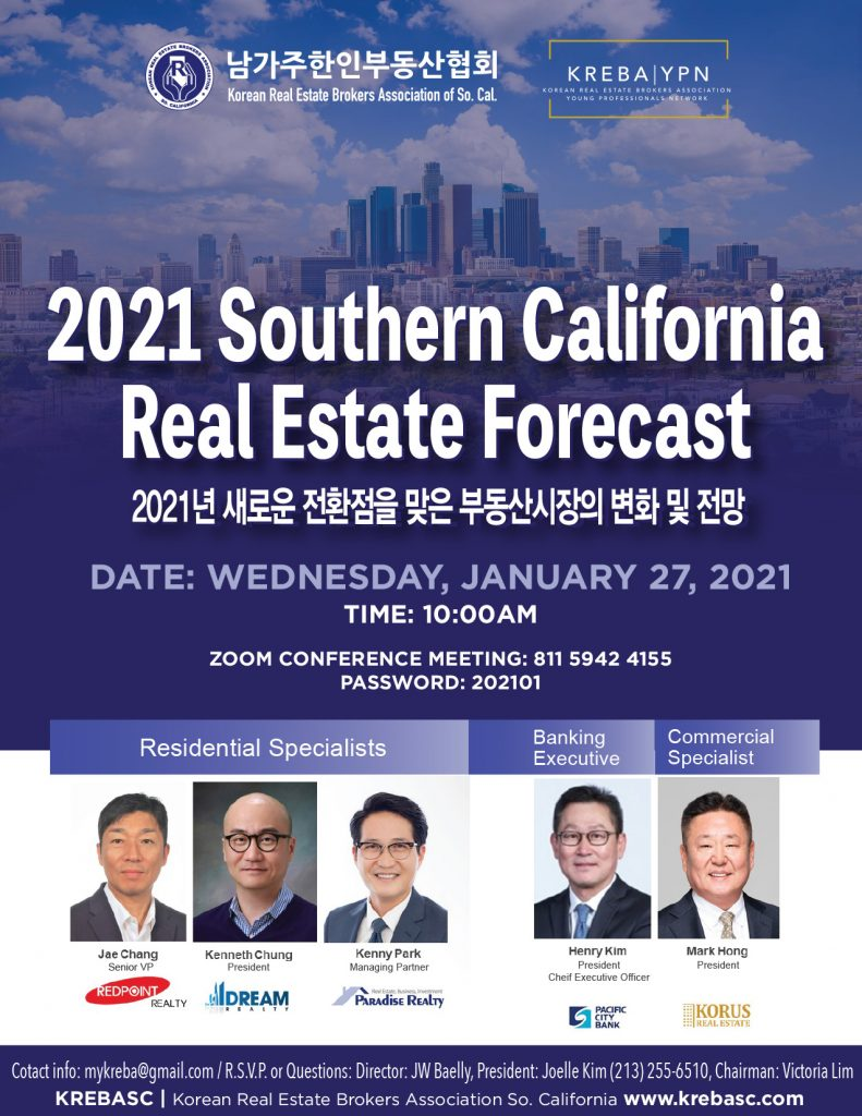 2021 Real Estate Outlook